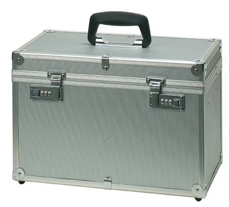 WZK Aluminium slb HBT 27,5x40,0x21,5 Werkzeugkoffer