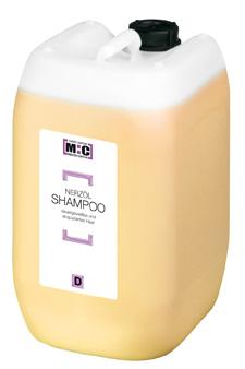 M:C Shampoo Nerzöl D 5000 ml für dauergewelltes/strapazietes Haar