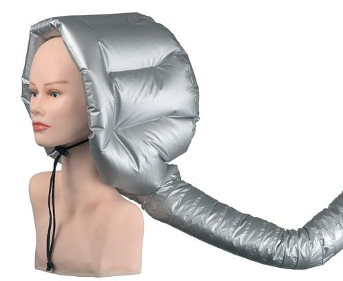 Schwebehaube für Haartrockner                  Schwebe-Trockenhaube