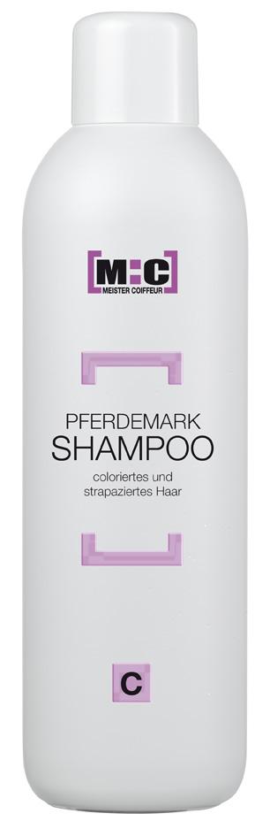 M:C Shampoo Pferdemark C 1000 ml color/strapaziertes Haar