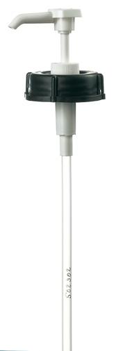 Schnabelpumpe für 5 + 10l Weithalsflaschen 5 Liter + 10 Liter
