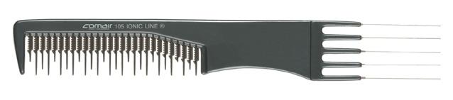 Toupier-Gabelkamm 105 Ionic Profi Line
