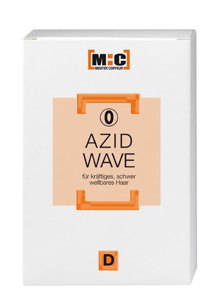 M:C Azid Well-Set 0 starkes/schwer wellb Haar Lotion 62ml,Fix.75ml,Konzentr.14ml