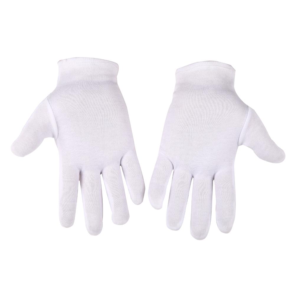 Baumwollhandschuhe Friseurbedarf Friseur Salon Baumwolle Ausstattung Handschuhe
