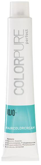 Colorpure HF  4.01 mittelbraun matt 100ml Haarfarbe