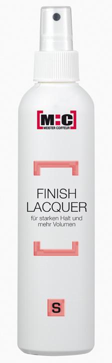M:C Finish Haarlack S 250ml starker Halt o.T.   Lacquer