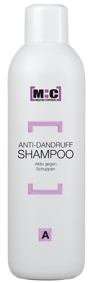 M:C Shampoo Anti-Dandruff 1000 ml gegen Schuppen