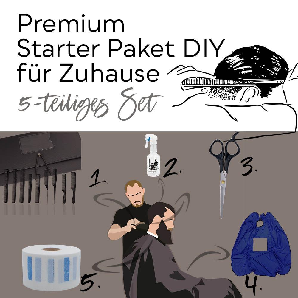 Premium Starter Paket DIY für Zuhause - 5 teiliges Set