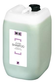 M:C Shampoo Jojoba P 5000 ml für poröses/strapaziertes Haar
