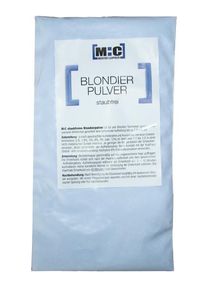M:C Blondierpulver 100 g Beutel