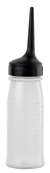 Auftrageflasche transp. 120ml klein