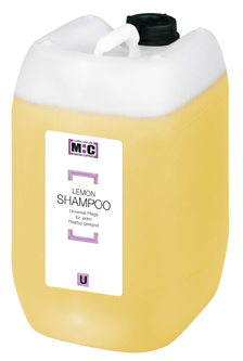 M:C Shampoo Lemon 10l für jeden Haartyp  10 Liter