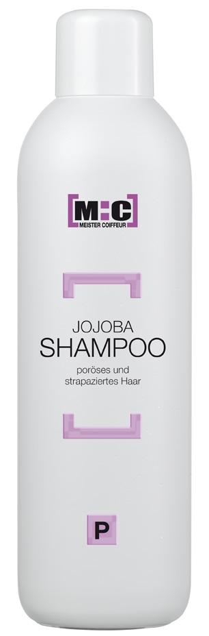 M:C Shampoo Jojoba P 1000ml poröses/strapaziertes Haar