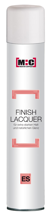 M:C Finish Lacquer ES 400 ml extra stark Haarlack