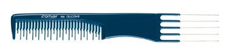 Toupier-Gabelkamm 105 Blue Profi  Line