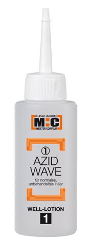 M:C Azid Well-Set 1 normales/unbeh. Haar Lotion 62ml,Fix. 75ml,Konzentrat 12ml