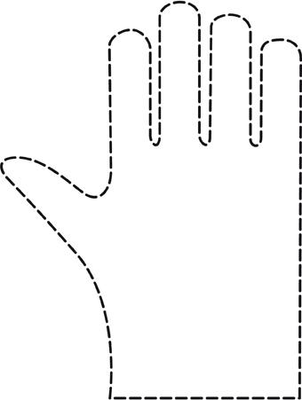 EW HS Damen glatt 0,018x230x280mm Special Einweghandschuhe 100 Btl