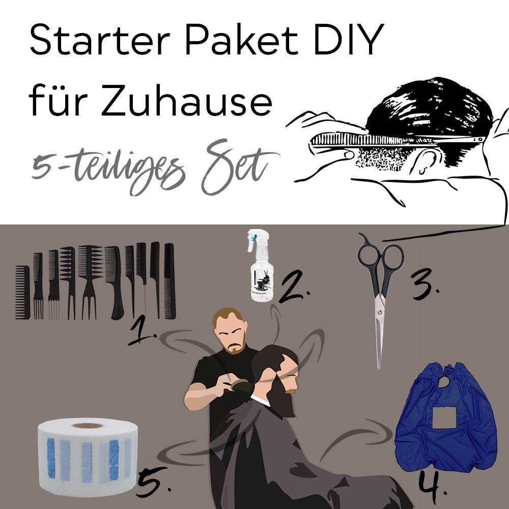Starter Paket DIY für Zuhause - 5 teiliges