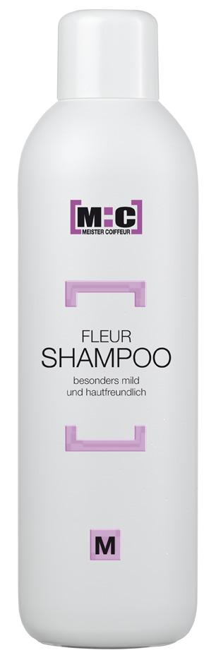 M:C Shampoo Fleur 1000ml mild für jeden  Haartyp