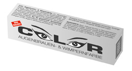 Color AWF graphit 15 ml Augenbrauen- &   Wimpernfarbe