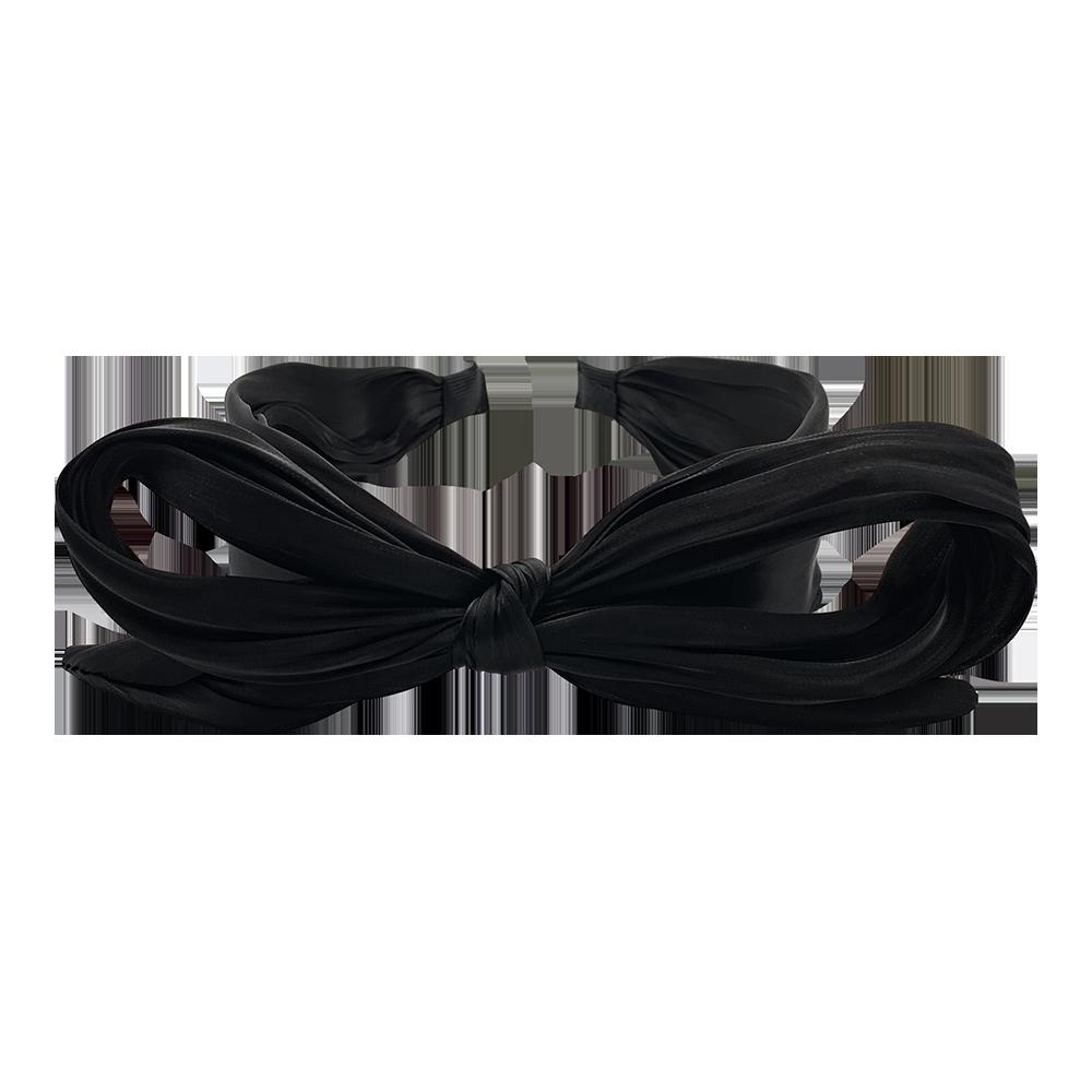 Haarreifen mit großer individueller Schleife