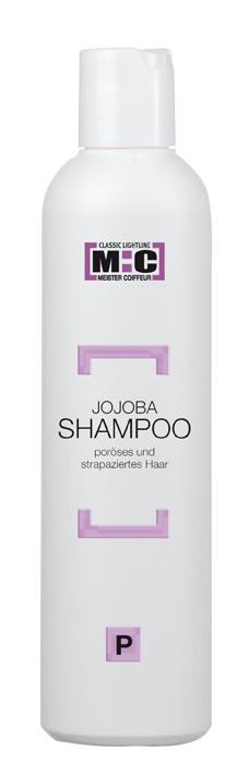M:C Shampoo Jojoba P 250ml poröses/strapaziertes Haar