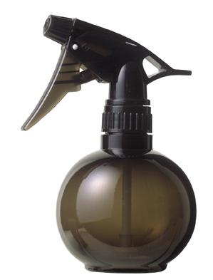 Sprühflasche klein rauchgrau 300ml Wassersprühflasche