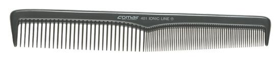 Haarschneidekamm,leichte          Schrägung, 401 Ionic Profi Line