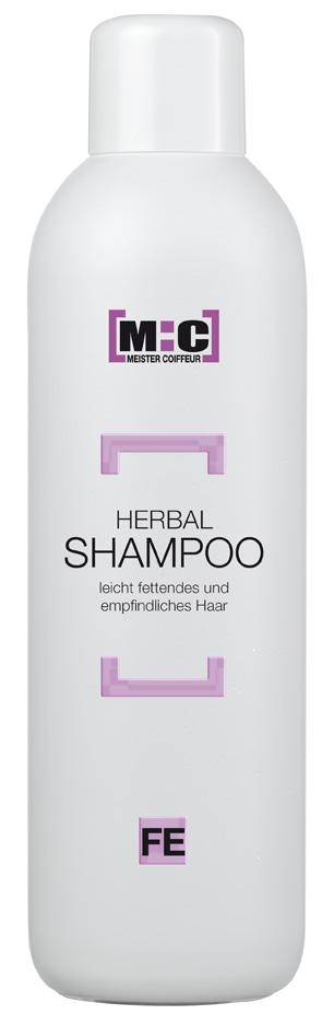 M:C Kräuter Shampoo 1000 ml für fettigesHaar
