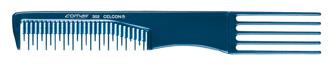Toupier-Gabelkamm 302 Blue Profi  Line